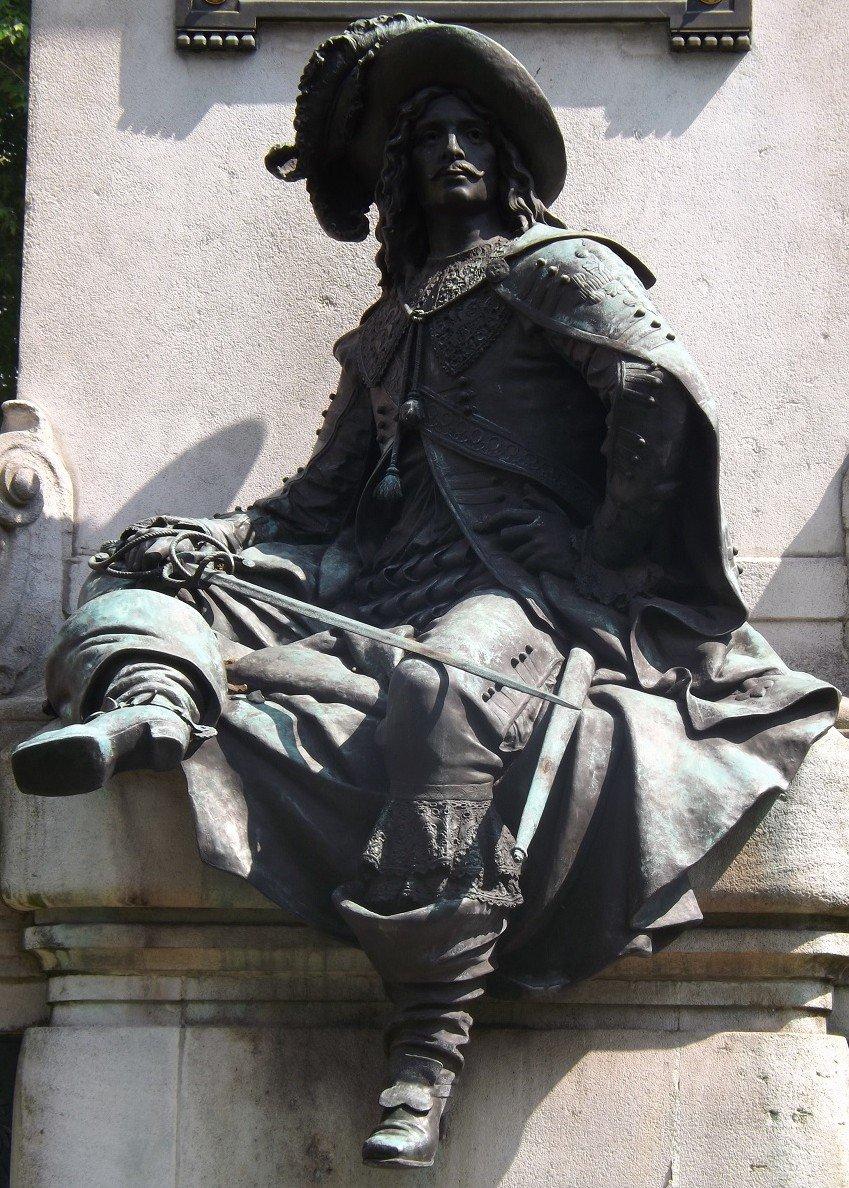 monument a dumas