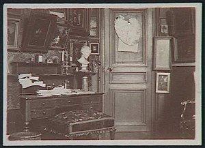 intérieur atelier henner