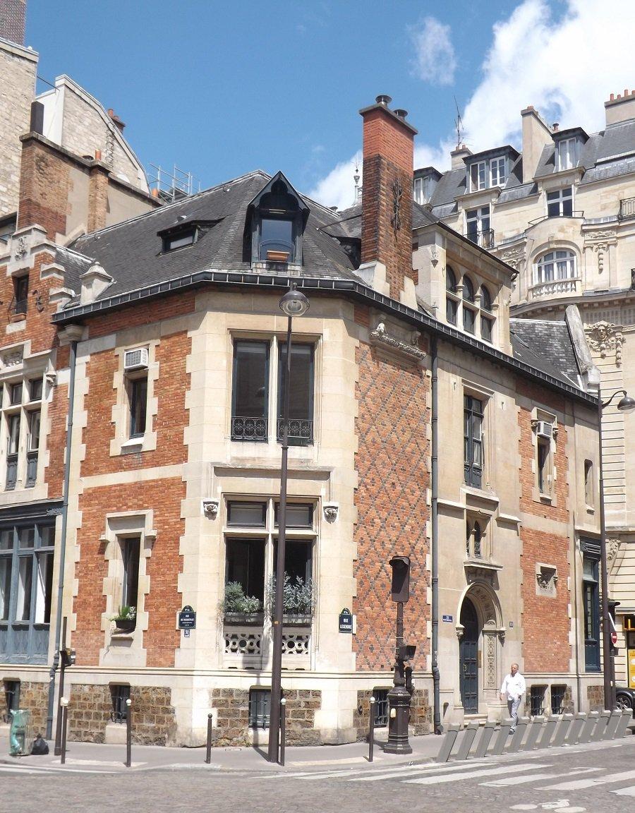 hôtel guerlain tocqueville et legendre