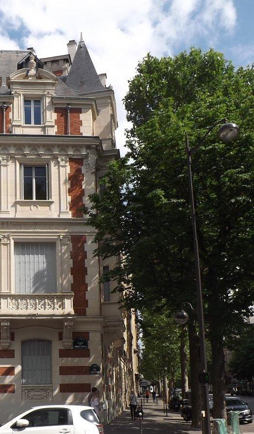 place Général Catroux hôtel françois 1er 2